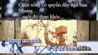 Nếu Không Thể Đến Với Nhau-Trịnh Đình Quang[Karaoke beat]