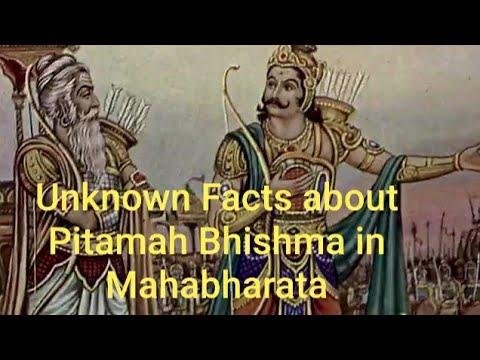 Interesting Facts About Bhishma Pitamah Of Mahabharat Gangaputra Bhishma Youtube