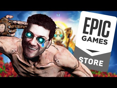 Borderlands 3 Epic Games Store Exclusivity | Gearbox CEO Attacks Fans and PC Gamers