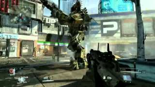 Titanfall Gameplay: Angel City Walkthrough (Gamescom 2013)