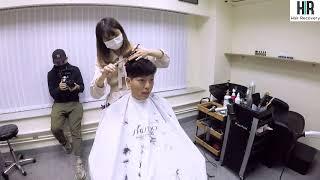 【Hair Recovery復原法】香港假髮專門店 - 繼續唔使剃頭髮 !! (全過程版)