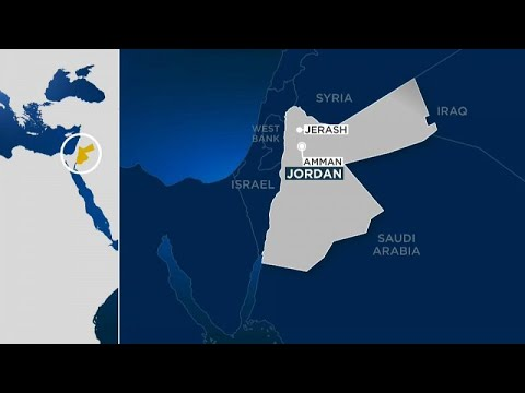 Нападение на туристов в Иордании