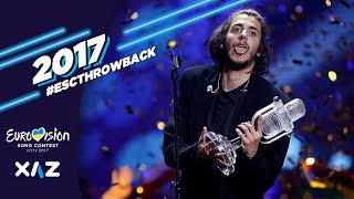 Cover images ESCTHROWBACK - Eurovision 2017: Top 42