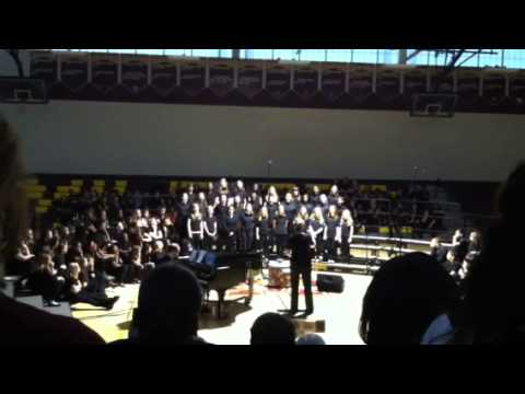 Milford Central Academy Choir Concert 2014