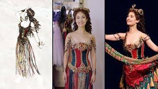 Ali Ewoldt Becomes Christine Daaé   The Phantom of the Opera