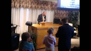 Sunday Service June 7th 2015 at Heartland Of Pentecost in Clarksville Tennessee
