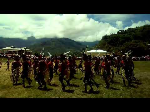 Langmeing Vllge, cultrl song.Aboi town.INDAI Indenpendece Day,15th Agut,2018.(1)