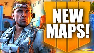 2 BRAND NEW MAPS & New Black Ops 4 Gameplay Trailer Revealed!