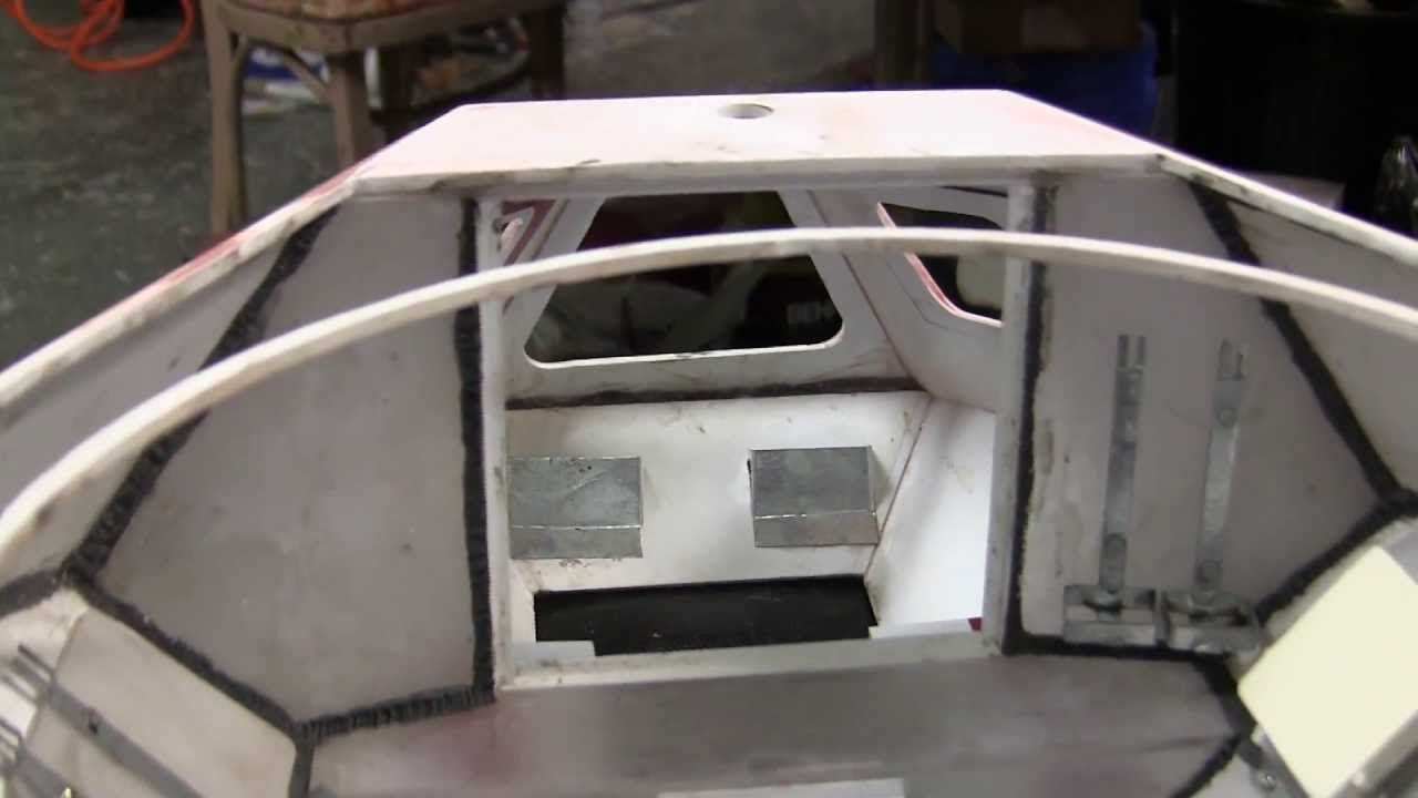 1 6th scale german sdkfz 222 armored car project video 8 body interior youtube. Black Bedroom Furniture Sets. Home Design Ideas