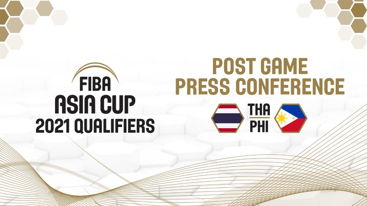 Thailand v Philippines - Press Conference