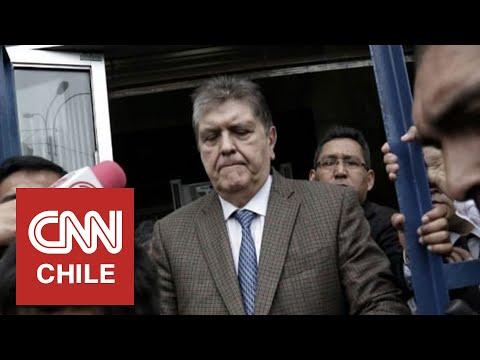 Ex presidente Alan García murió tras dispararse en la cabeza