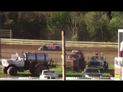 Hummingbird Speedway (9-15-18): BWP Bats Super Late Model Time Trials Group A