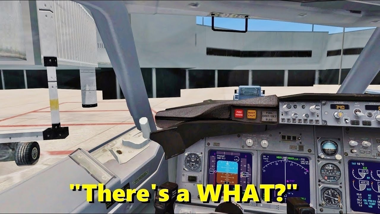 BOMB THREAT in Flight Simulator X? (Multiplayer Trolling ...