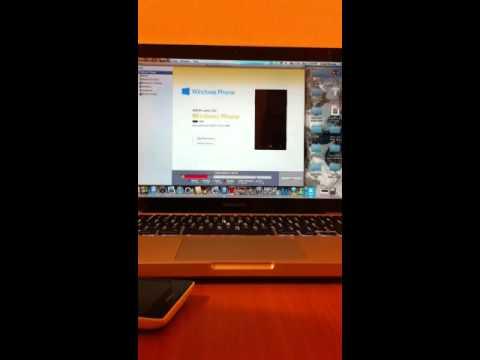 How to upload music,photos etc. Mac to Nokia Lumia phones