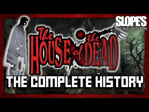 The House of the Dead: Complete History - SGR