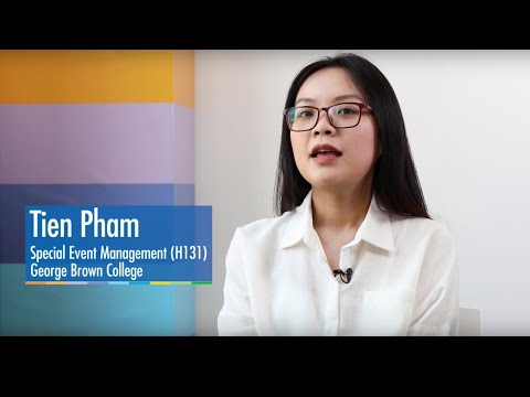 #WhyGBC Vietnamese Testimonial – George Brown College International