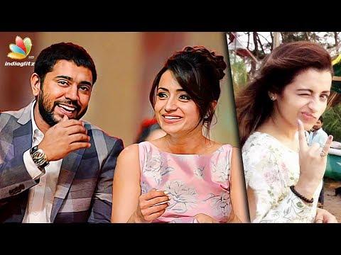 നിവിന്റെ നായികയായി തൃഷ എത്തി    Nivin Pauly, Trisha movie ''Hey Jude'' starts rolling   Malayalam News