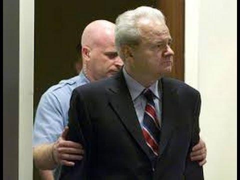 УНИКАЛЬНЫЕ КАДРЫ Слободан Милошевич  Последнее обращение к русским