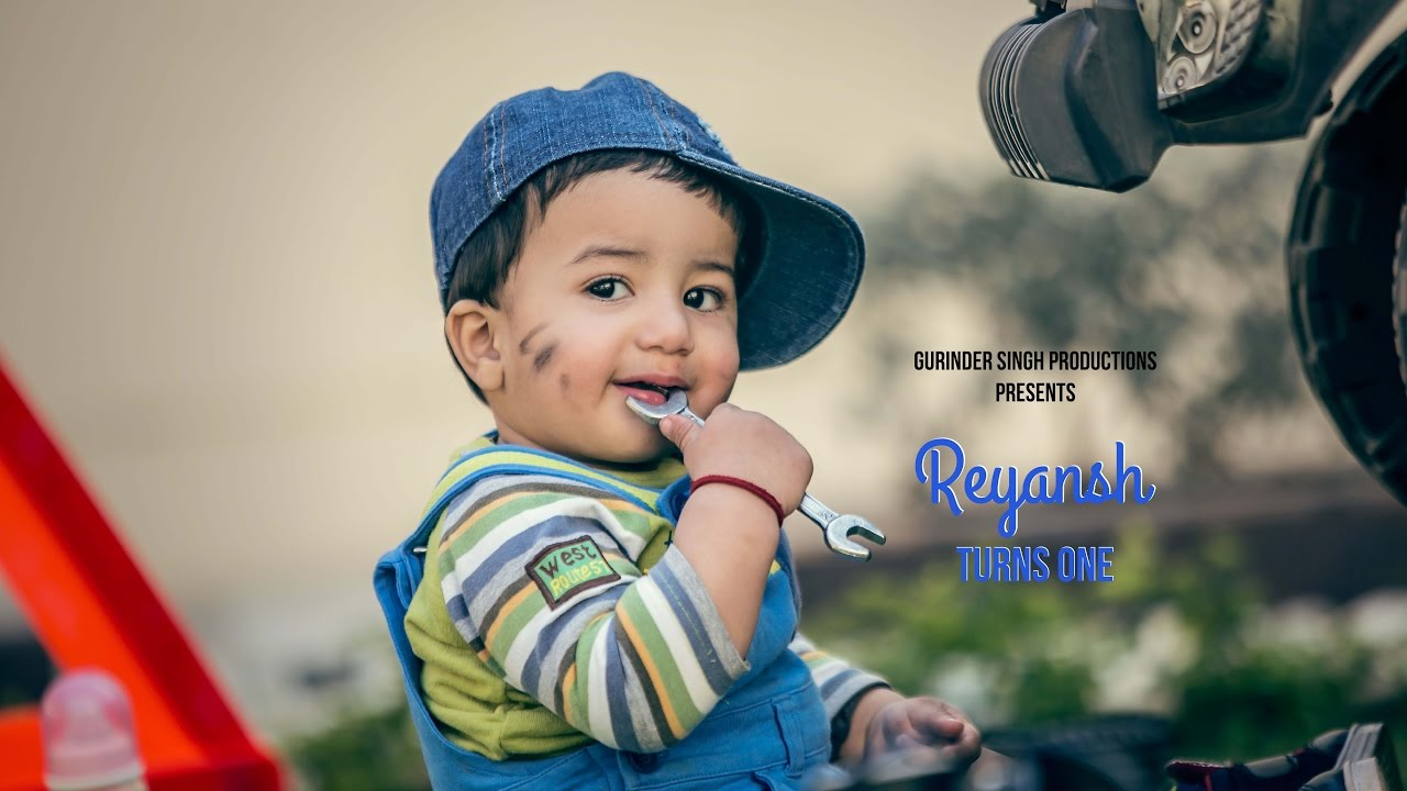 Reyanshs pre birthday shoot 2017 gurinder singh productions