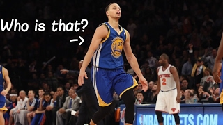 The First Time You Heard Of These NBA Players