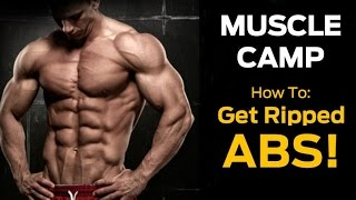 How To Get RIPPED Abs With 3-5 Reps!  (Advanced Ab Workouts)