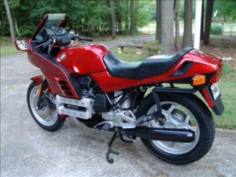 BMW K100RS Motorcycle Loud Luftmister Pipe 1986