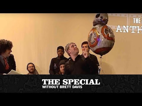 Anthony Daniels (aka C-3PO) interview   The Special Without Brett Davis