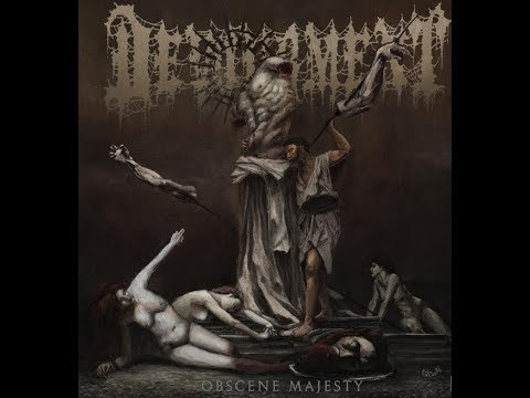 "DEVOURMENT release new song ""Cognitive Sedation Butchery"" off new album Obscene Majesty..!"