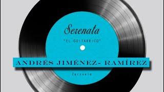 Andrés Jiménez-Ramírez bajobaritono - El Guitarrico