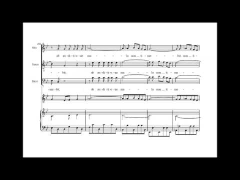 Vivaldi - Beatus vir, RV 597. 6. In memoria aeterna. Antifona