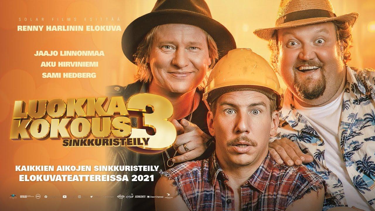 Luokkakokous 3 - sinkkuristeily - Nordisk Film Finland