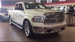 Dodge Ram Laramie Longhorn Videos