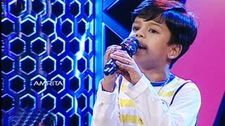 Sreenandh Singing - Aye Zindagi Gale Laga Le  from the movie Sadmaa in Super Star Junior- 5