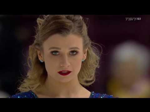 Kirsten Moore Towers & Michael Marinaro Short Program 2020 Canadian National Championships
