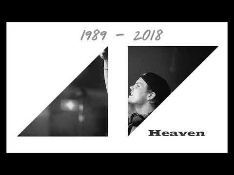 Avicii - Heaven Ft. Coldplay (R.I.P. Avicii)