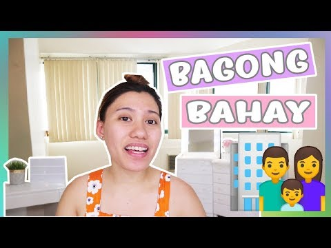 LUMIPAT NA KAMI NG BAHAY  💜 Purpleheiress Vlogs