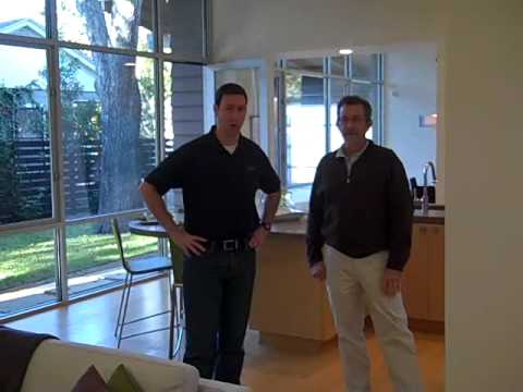 Not so big infill modern house daylighting design for Not so big house architects