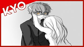 Let Me Protect You Too (Touching Mystic Messenger Comic Dub)