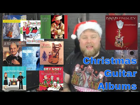 The Best Christmas Guitar Albums You May Not Have Heard! Xmas Music