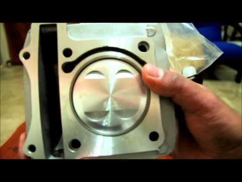 68mm Cylinder block kit for Suzuki Raider, Belang, Satria 150
