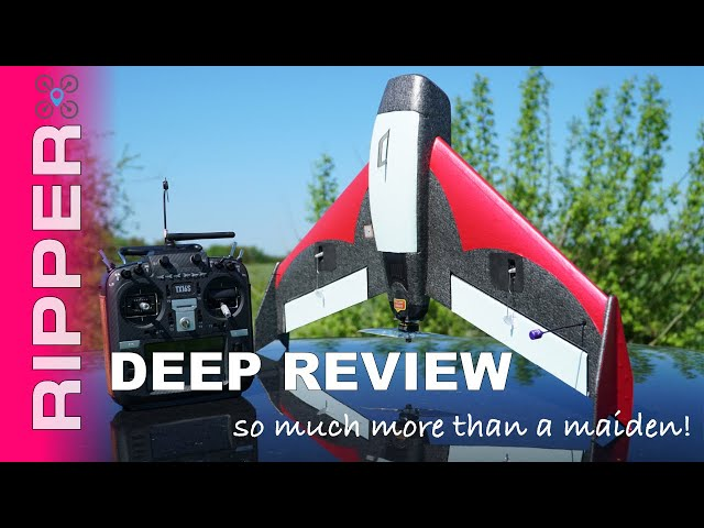 Flying the Ripper - so much more than a Maiden   Ripper R690 EP:04