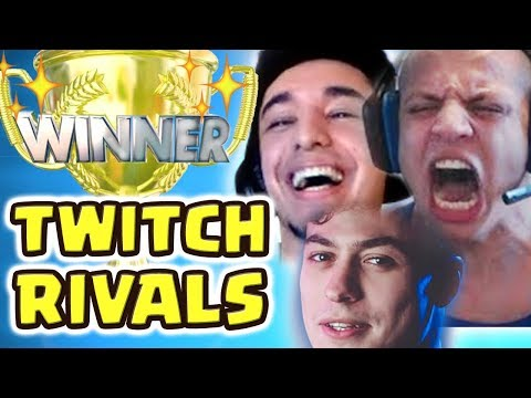 NIGHTBLUE3, TYLER1 , LL STYLISH DESTROY $40,000 TOURNY TWITCH RIVALS 2019 | MOST ELIMINATIONS