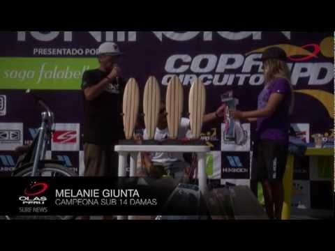 Highlights: Día 2 | Copa IPD Punta Rocas Open 2011