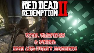 Red Dead Redemption 2 Epic and Funny Moments