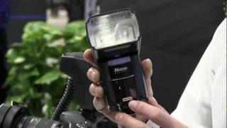昨年のCP+に参考出品されていたニッシンの高耐熱マシンガンストロボが、...