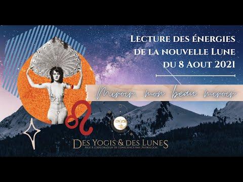 Lecture des énergies de la Nouvelle Lune en Lion du 8 Aout 2021