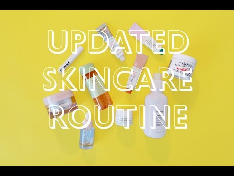 Updated Skincare Routine (Glossier, The Ordinary, & Kiehl's) | Pleb ...