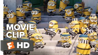 Despicable Me 3 Movie Clip - The Minions Run the Prison (2017) | Movieclips Coming Soon