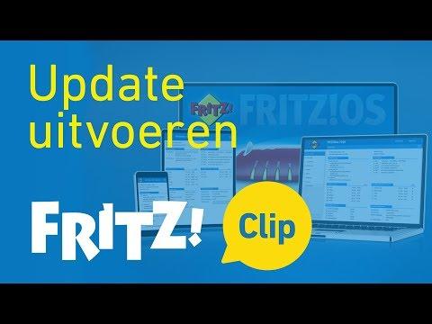 FRITZ! Clip – FRITZ!OS - Update uitvoeren