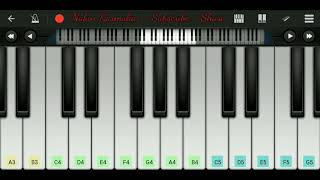 Download Lagu Taqdeer (Hello) - Theme Song Piano Tutorial, Piano Cover, Musics, Notes By Nabin mp3